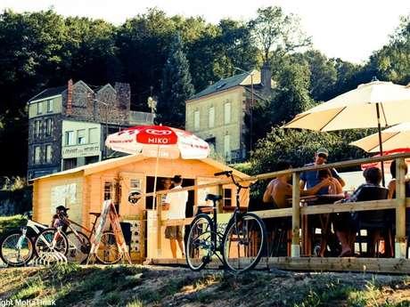 Location de vélos - Le Colvert Mosan