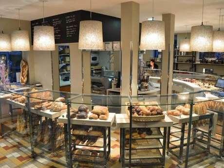 Pastelería panadería Mauranes