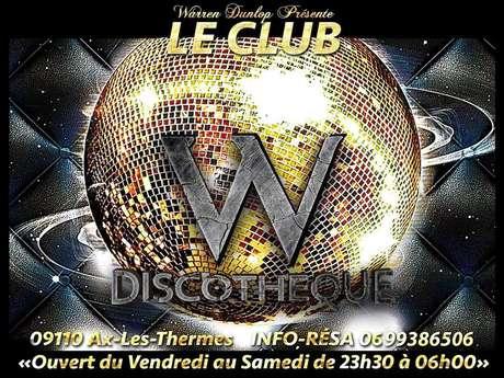 Le Club W Discothèque