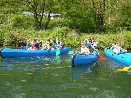Aventure évasion  - Canoë-kayak