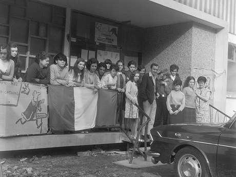 Exposition Mai 68, 50 ans après ...