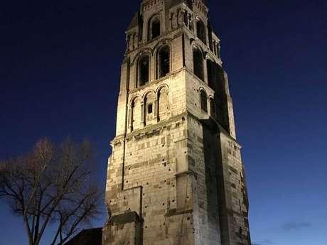 Abbaye Saint-Germain - Visite guidée du site monastique en nocturne