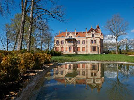 Écomusée Creusot Montceau - La Villa Perrusson et son jardin