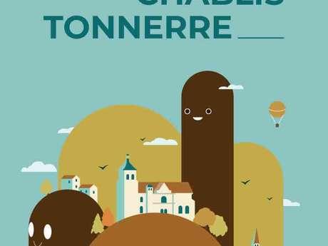 Auxerre Chablis Tonnerre