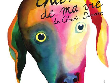 """""""La chienne de ma vie"""" en hommage à Claude Duneton"""