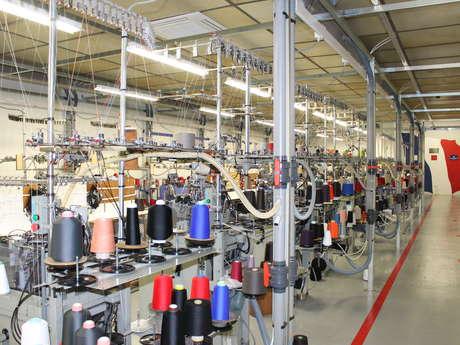 Manufacture de bonneterie Perrin (visite guidée)