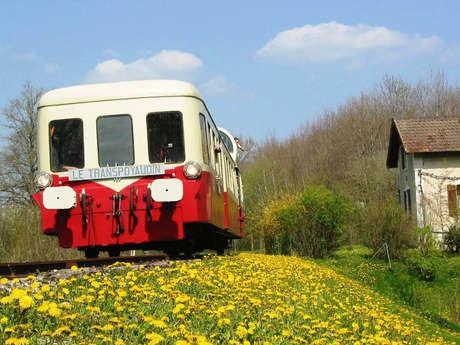 Train Touristique du Pays de Puisaye-Forterre