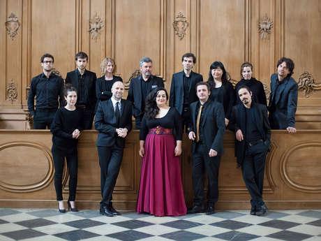 Vivaldi Reloaded - Le Concert de l'Hostel Dieu, Anthea Pichanik