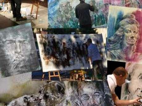 Exposition « Rétrospective » Corado Boust