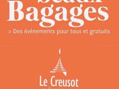 Présentation du festival des Beaux Bagages