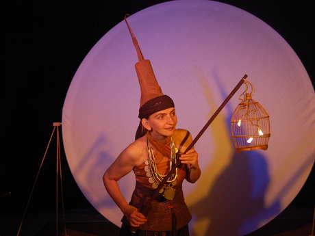 Théâtre : Lumema