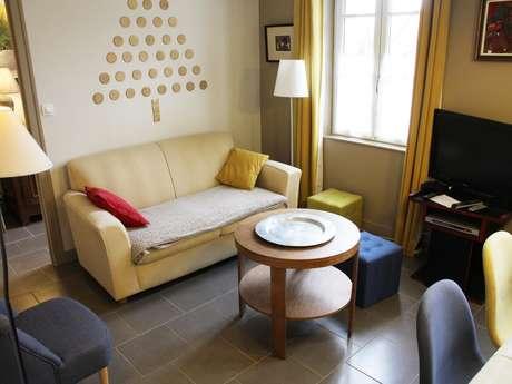 Location Gîtes de France - FAUX LA MONTAGNE - 7 personnes - Réf : 23G1453