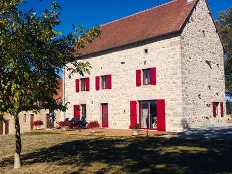 Location Gîtes de France - SAINT DIZIER LA TOUR - 6 personnes - Réf : 23G1401