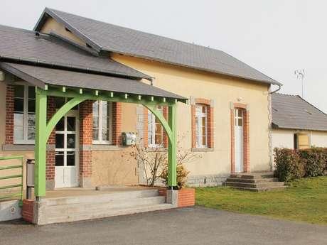 Gîte d'étape et de groupe Gîtes de France - VIGEVILLE - 8 personnes - Réf : 23G0802