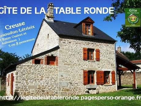 Location Gîtes de France - ISSOUDUN LETRIEIX - 8 personnes - Réf : 23G1148