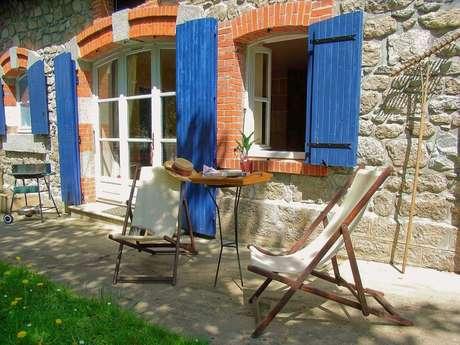 Location Gîtes de France - LA VILLENEUVE - 4 personnes - Réf : 23G1129