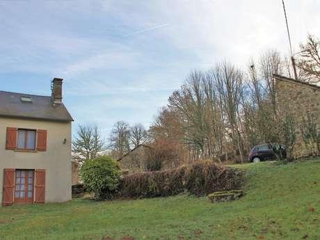 Location Gîtes de France - THAURON - 4 personnes - Réf : 23G457