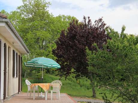Location Gîtes de France - LA VILLETELLE - 6 personnes - Réf : 23G694