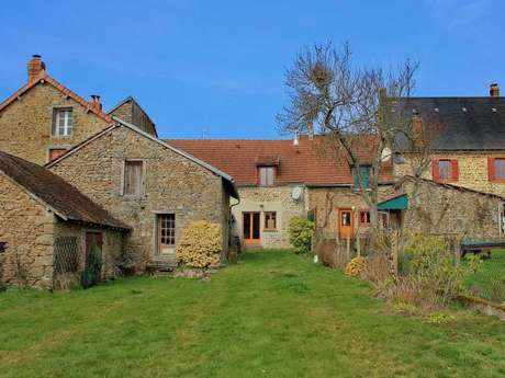 Location Gîtes de France - AZAT CHATENET - 4 personnes - Réf : 23G1159