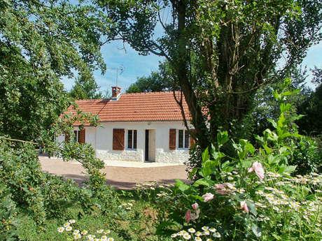 Location Gîtes de France - BORD SAINT GEORGES - 5 personnes - Réf : 23G1232