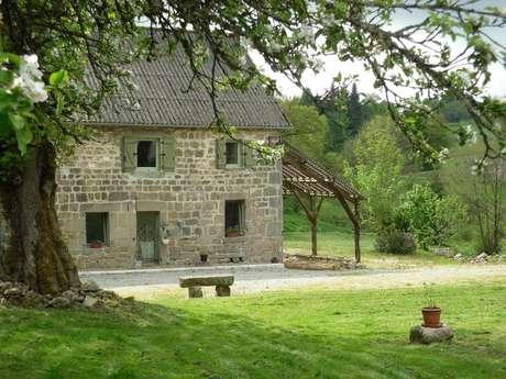 Location Gîtes de France - BASVILLE - 7 personnes - Réf : 23G1144