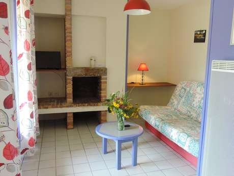 Location Gîtes de France - FAUX LA MONTAGNE - 4 personnes - Réf : 23G638