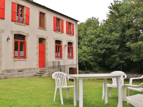 Location Gîtes de France - SAINT MARTIN CHATEAU - 8 personnes - Réf : 23G705