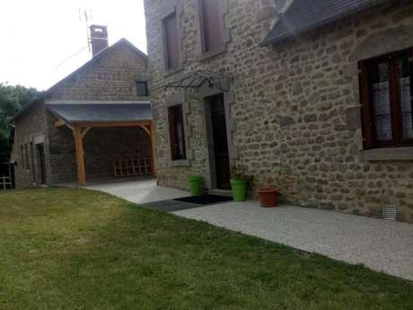 Location Gîtes de France - LA SERRE BUSSIERE VIEILLE - 6 personnes - Réf : 23G1376
