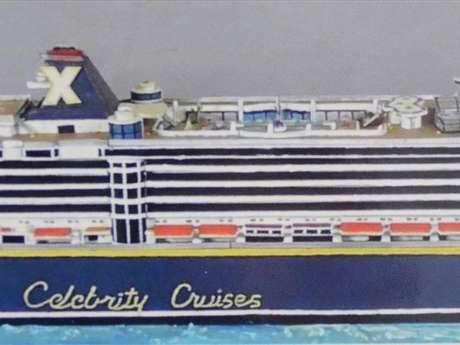 Les maquettes des navires nazairiens