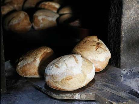 Les balades autour du four à pain de Marland