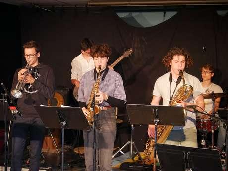 Concert des élèves du département Jazz. Musiques actuelles