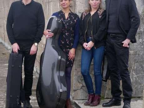 Quatuor pour la fin du temps fort autour d'Olivier Messiaen