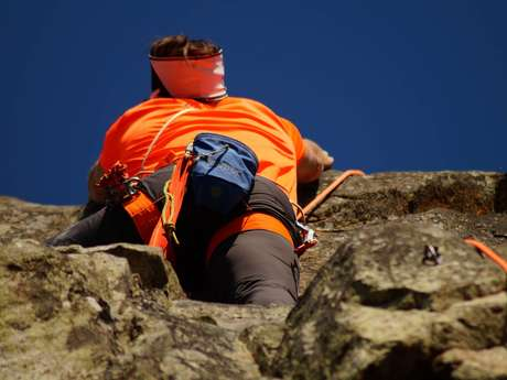 7 spots d'escalade en Terres-de-Meuse