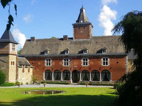 Château de Bonne-Espérance - Côté jardin