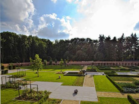 Château de Jehay : Visite des jardins et du jardin-potager