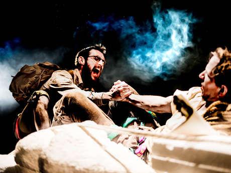 Théâtre – Der menschenfresser Berg ou La Montagne (titre provisoire)