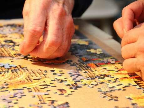 24 h de puzzle de Belgique