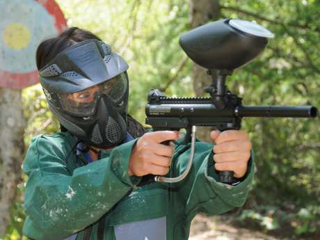 Paintball - Base de loisirs