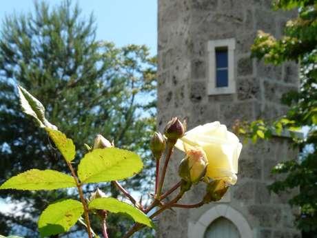 Roseraie du Pavillon