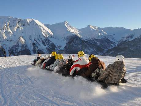 Luge Snake Gliss
