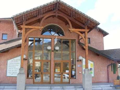 Maison du Parc national des Ecrins - Secteur du Champsaur - Actuellement FERMÉE