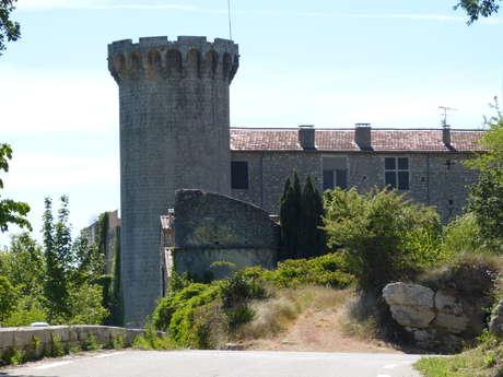 Le Château et La Tour de la Pousterie