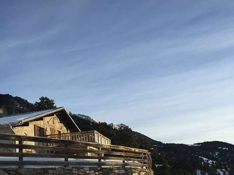 Chalet-Refuge of Chantovent