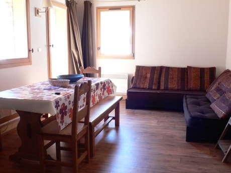 Résidence L'Edelweiss - Appartement 3 pièces cabine 6 personnes - ED07