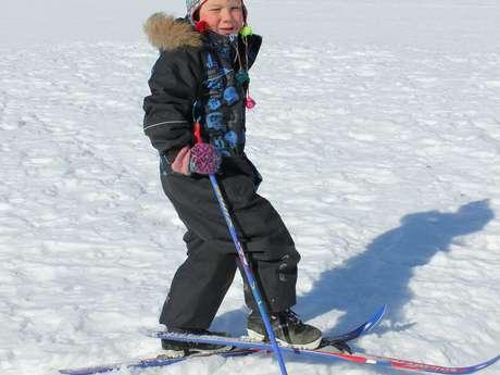 Cours privés Ski Alpin - offre spéciale 3 ans