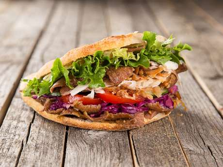 Restauration rapide : Destan Kebab