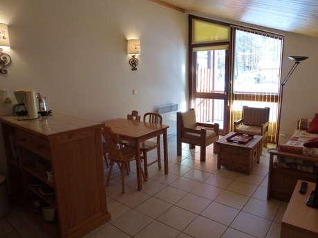 Résidence Les Balcons Des Curtious - Appartement 2 pièces cabine 4 personnes - TA8