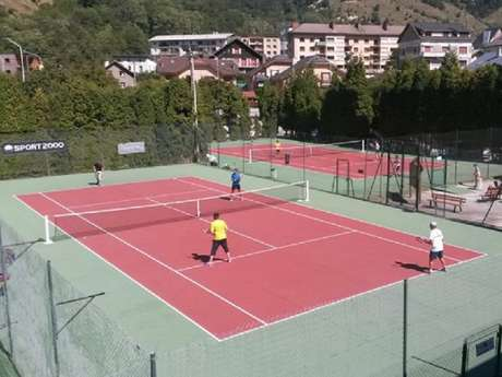 Tennis Club Modane
