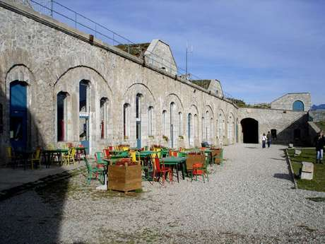 Restaurant Fort Saint Eynard
