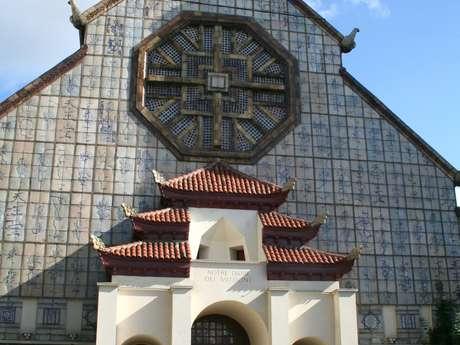 Notre-Dame-des-Missions Church